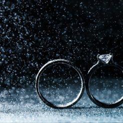La mode et le diamant